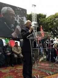 Avenue Habib Bourguiba : Rached Ghannouchi au-devant de la scène avec un discours controversé ! | leskoop | Scoop.it