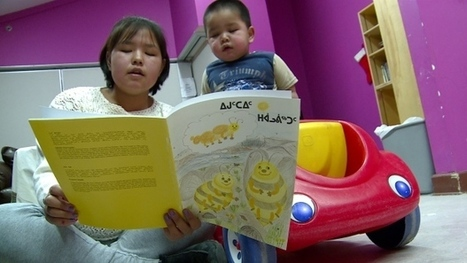 Inuktitut digital library aims to improve early education for Inuit - CBC.ca | Inuit Nunangat Stories | Scoop.it