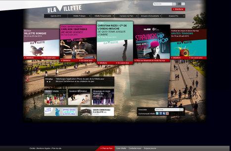 Parc de la Villette | Culture encore active | Scoop.it