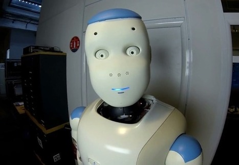 Video Friday IROS 2014: Humanoid Eyes, Drones With Arms, and Printable Robots   Robots in Higher Education   Scoop.it