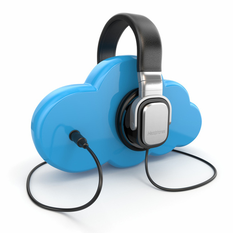 A GigaOM guide to streaming music services   Will Music Streaming Services Save The Recording Industry   Scoop.it