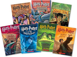 Amazon Offers Harry Potter for Free Through Lending Library - The Digital Shift | Ebooks and the School Libraries | Scoop.it