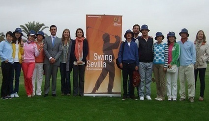 Andalucia attracts Chinese golfers | #AndaluciaRealty | Scoop.it