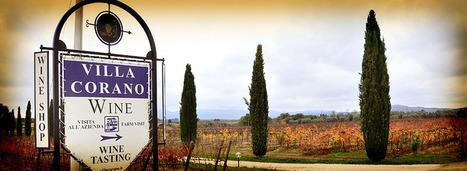 Villa Corano Azienda Vitivinicola Pitigliano (GR) | Locanda la Pieve | Scoop.it