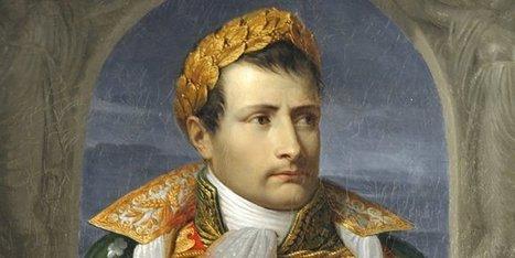 Un manuscrit rare de Napoléon 1er adjugé 325.000 euros | Culturebox | BiblioLivre | Scoop.it