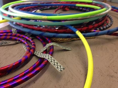 Hoop Bliss: Finding Spirituality Through Hula Hoops - WFAE | Spirituality | Scoop.it
