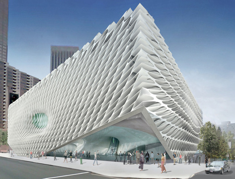 [Contemporary ART museum] Elizabeth Diller of DS+R discusses the broad in Los Angeles - designboom | architecture & design magazine | The Architecture of the City | Scoop.it