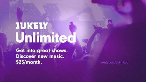 Music Startup Jukely Pulls In $8 Million To Expand Its Concert SubscriptionService | New Music Industry | Scoop.it