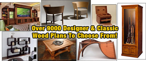 Bench Table Plans - DIY Woodworking Projects | woodworking | Scoop.it