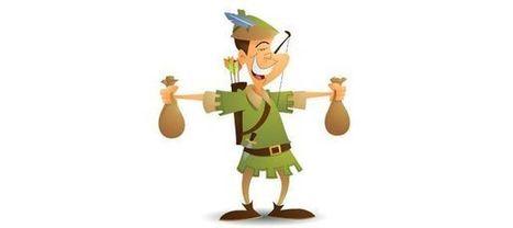 Les sept astuces des Robin des bois au travail - L'Express   Médias   Scoop.it