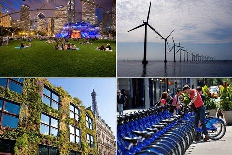 Cool Green Cities: Smart Projects in Copenhagen, Portland, Paris & More   Urba   Scoop.it