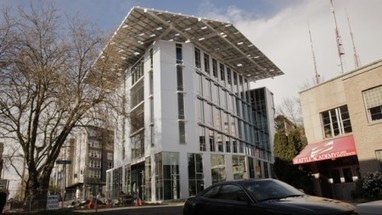 From High-Rise to Low Impact: A Building That Mimics a Forest | Biomimicry | Scoop.it