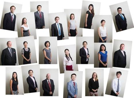 Thank you to everyone in the Shanghai Office for posing for the camera today!   Austen Morris Associates   Scoop.it