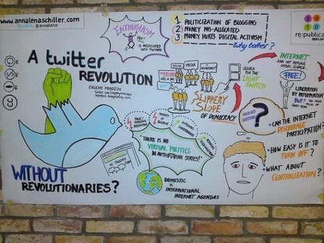 Did the Intertubes Topple Hosni? | Zócalo Public Square | Twit4D | Scoop.it