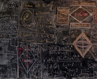 The Beautiful Blackboards at Quantum Physics Labs | Movin' Ahead | Scoop.it