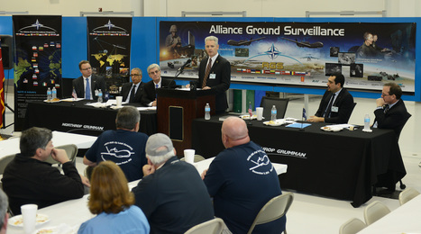 Northrop Grumman Starts Production of First NATO Global Hawk UAS | Defence & Security | Scoop.it