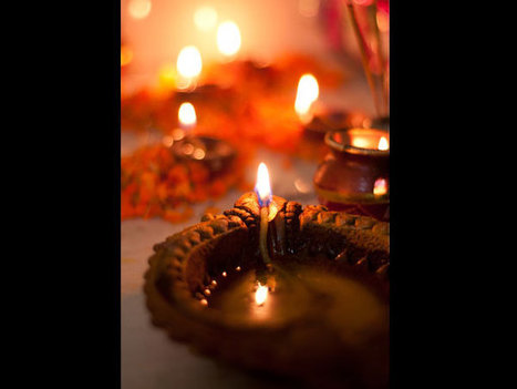 Beautiful Ways To Decorate Home With Diyas This Diwali | Celebrity Entertainment News | Scoop.it