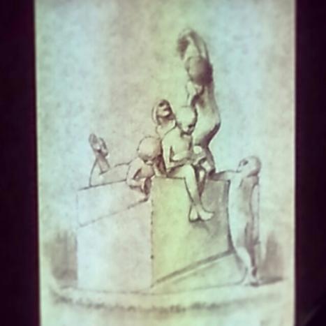 S'inaugura oggi la scultura inno alla Valpolicella: Manara ha ideato l'opera e la simbologia   Valpolicella   Scoop.it