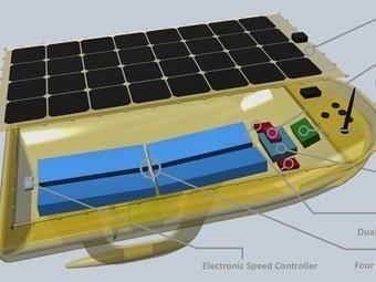FishPi: A solar-powered, Raspberry Pi controlled, autonomous ocean explorer - Treehugger (blog) | Raspberry Pi | Scoop.it