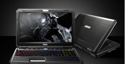 MSI releases the world's first 3K gaming laptop | myproffs.co.uk | Scoop.it