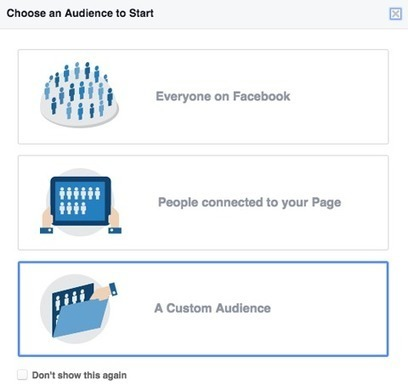 How to Use Facebook Custom Audiences for Increased Reach | Online Marketing Resources | Scoop.it