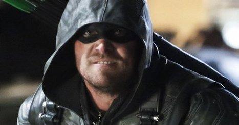 Green Arrow Movie Won't Happen Says Stephen Amell   Sci-Fi Talk   Scoop.it