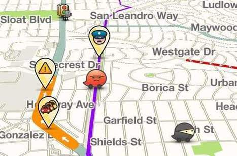 Le rachat de Waze par Google électrise la Silicon Valley israélienne | Geeks | Scoop.it