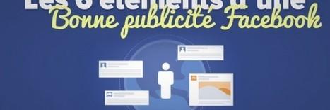 Les 6 éléments d'une bonne publicité facebook | CommunityManagementActus | Scoop.it