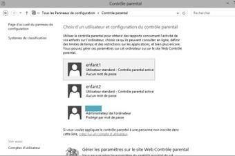 Tuto : Utiliser le contrôle parental de Microsoft Windows 7 et 8 | Autour de... Sam | Nas et réseaux | Scoop.it