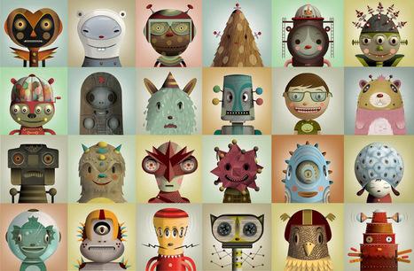 Lectura de imágenes y aprendizaje sensorial | Animación a la lectura. | Scoop.it