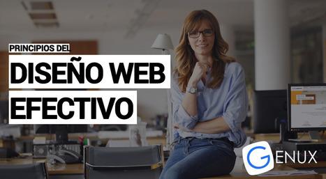 Principios del diseño web efectivo   Genux - Desarrollo Web - Diseño Paginas Web Uruguay   Desarrollo y Diseño web   Scoop.it