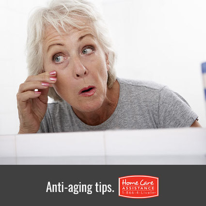 4 Ways to Help Seniors Stay Looking Young | Home Care Assistance of Tampa Bay | Scoop.it
