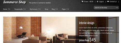 Migliori temi ecommerce per un sito con WordPress   wordpressmania   Scoop.it