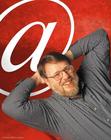Raymond Tomlinson dies at 74; inventor of modern email | Thinking, Learning, and Laughing | Scoop.it