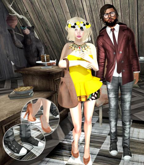 #190 @ Cosmopolitan & Designer Circle | Finding SL Freebies | Scoop.it