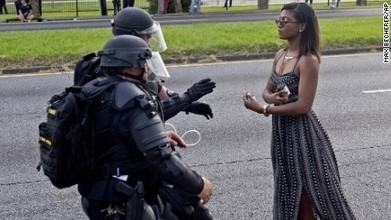 Baton Rouge photo everyone is talking about | Black Education | Scoop.it