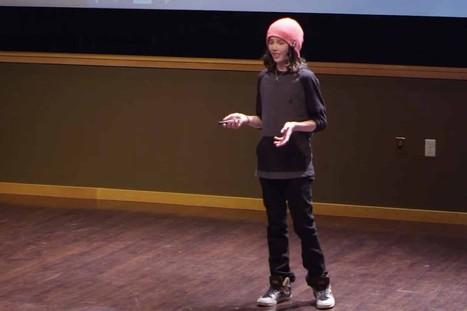 Esto Es Lo Que Pasa Cuando Un Niño De 13 Años Abandona La Escuela. | Edutictopia | Scoop.it