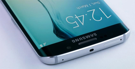 Plus for the Galaxy S6 Edge! Tipped for 3000mAh Battery, 16MP Shooter | Android mobiles | Scoop.it