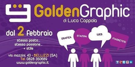 Cover Photos - Golden Graphic Pubblicità di Luca Coppola | Facebook | Grafica | Scoop.it