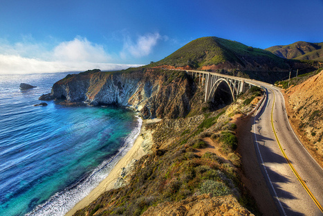 Big Sur Bixby Bridge California   The Best Places in the World to Travel   Scoop.it