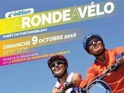 Dimanche 9 octobre - La Ronde à vélo dans la réserve de biosphère de Fontainebleau et du Gâtinais | Actualités culturelles et éducatives | Scoop.it