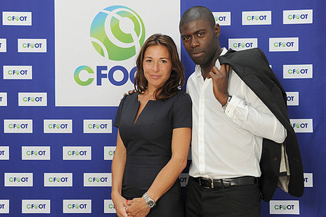 Julie Raynaud pointe des seins dans 'C Foot' ! - photo | Radio Planète-Eléa | Scoop.it