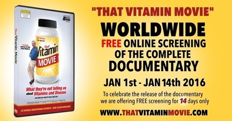 That Vitamin Movie | HEALTH PROMOTION AND PREVENTION | Scoop.it