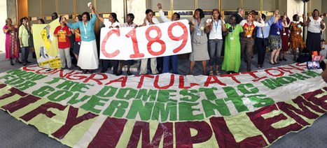 Domestic workers' rights move closer to becoming reality worldwide ... | right to decent work | Scoop.it