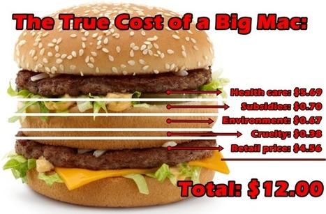 Each Time McDonald's Sells a Big Mac, We're Out $7 | Micro economics | Scoop.it