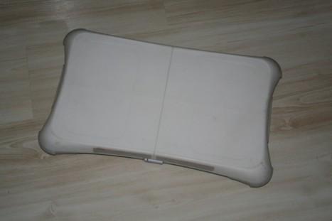 Transformer sa Balance Board Wii en balance connectée | Télégestion et autre domotique | Scoop.it