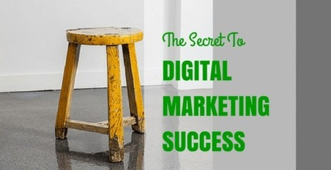 The Secret to Success in Digital Marketing | Digital Marketing Information and Trends | Scoop.it