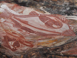 28,000 Year Old Australian Cave Paintings: Photo Essay | Australian Archaeology | Scoop.it
