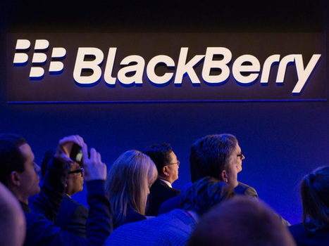 BlackBerry Ltd gets $750 million boost from EDC's Vodafone loan - Financial Post | Boost mobile phones | Scoop.it