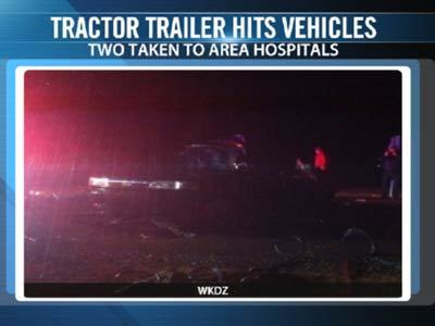 Two Seriously Injured When Tractor Trailer Hits Two Cars | Car Repairment | Scoop.it